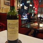 カフェレストラン フィガロ - 今宵のワイン in January 2012