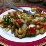シーザー - カシューナッツ炒め
