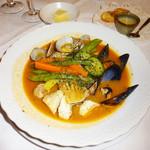 カフェレストラン フィガロ - マルセイユ風ブイヤーベース