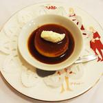 カフェレストラン フィガロ - クレーム・キャラメル
