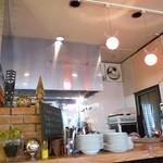 百屋 - 旧店舗厨房