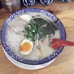 鶴亀堂 - 料理写真:博多とんこつ 全部のせ