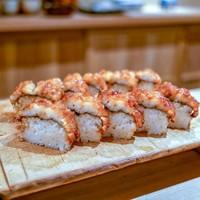 富小路 やま岸-☆鱧寿司