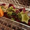 ほのぼの - 料理写真:鯨肉の造り