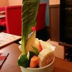 ほのぼの - 野菜スティック