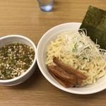 麺屋 つるる - 料理写真:塩つけ麺¥800