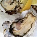 TSUKIMISO - 美味すぎる、生牡蠣
