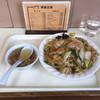美山 - 料理写真:五目やきそば  700円