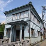 甘納豆かわむら - 西茶屋 検番事務所