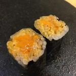 寿司はしもと - この雲丹巻き抜群です もっと食べたかった(笑)