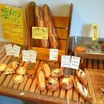 ル パン ナガタ - スコーンとフランスパン系