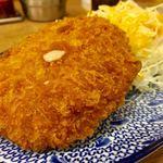 餃子酒場 神田今川橋いち五郎 - メンチカツ  269円