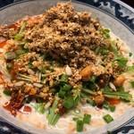 春秋庵 - 料理写真:冷やし担々麺
