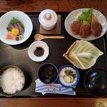 味感 真寿美 - 料理写真:おまかせ定食