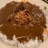 茄子おやじ - 料理写真:びーふカレー