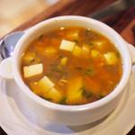 ニルワナム - 豆腐スープ