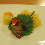 潤慶 - 前菜三品