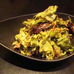 焼肉 いしび - チョレギサラダ