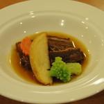 潤慶 - 豚肉と野菜の柔らか煮