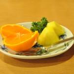 潤慶 - 季節のフルーツ