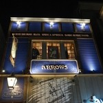 British Pub&Foods ARROWS - 場所は轟の2F