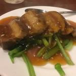 栄華楼 - 豚の角煮