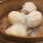 栄華楼 - 海老蒸し餃子