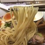 111065593 - 麺は細麺