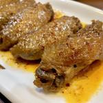 桂園 - 手羽のうま煮480円