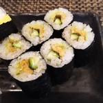玄海鮨 - 穴子巻 部分 ですよ(笑)
