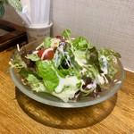 キッチン エクボ - プチサラダ
