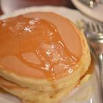 サンシャイン - フワサクのホットケーキ。
