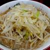 ラーメン二郎 - 料理写真:小・ニンニク