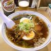 三松 - 料理写真:見よ!まさにチャルメラ! 昔懐かしい屋台のラーメンです(*゚▽゚*)