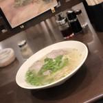 揚子江ラーメン -
