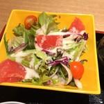 hakataunagiyafujiuna - サラダ