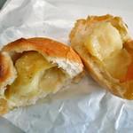 虹工房のパン屋さん - ジャガバターフランス