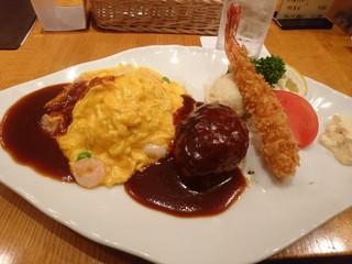 洋食麦星 小田急新宿店