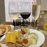 ワイン酒場 SUI de vin -