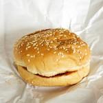 オートパーラーシオヤ - ハンバーガー250円 結構好きですw