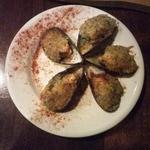 11108168 - ムール貝の香草バター焼き