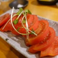 焼肉 あうん-トマトスライス