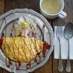 roti cafe - プレートランチ
