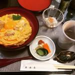 弥満喜 - 奥久慈しゃも丼 ¥1,200-