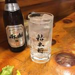 居酒屋若大将 - チューハイ350円