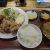 三陸旬肴酒場 四季海郷 - 料理写真:若鶏唐揚げ定食 ¥780
