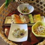 ヒカリヤ ヒガシ - 季菜