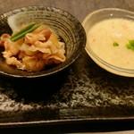 全国日本酒×和食個室居酒屋 うまい門 - お通し