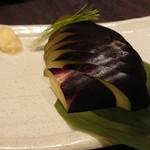 全国日本酒×和食個室居酒屋 うまい門 - 水茄子