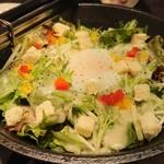 全国日本酒×和食個室居酒屋 うまい門 - サラダ